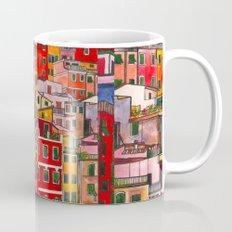 Manarola, Italy  Mug