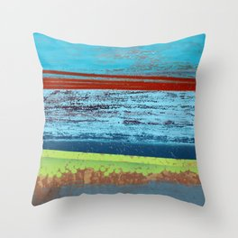 Surface Conversation Throw Pillow