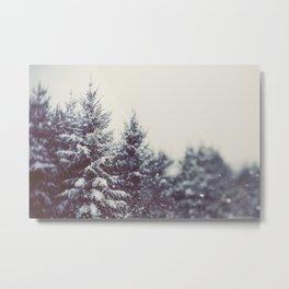Winter Daydream #2 Metal Print