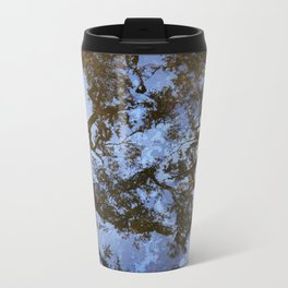 Sungazing Silhouette Metal Travel Mug