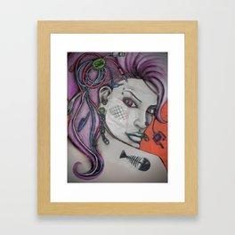 Descartável Framed Art Print