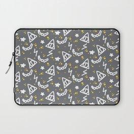 Potter Pattern Laptop Sleeve