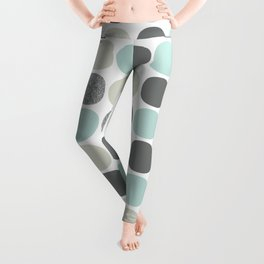 Go in Teal Leggings