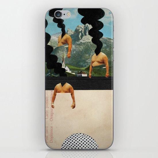 The Noon Guns (Back) iPhone & iPod Skin