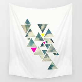 Shattered Sky Wall Tapestry