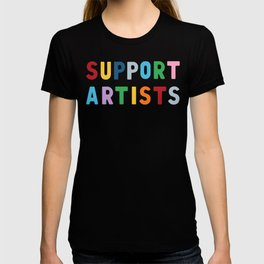 Support Artists T-shirt