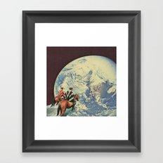 Gauchospace Framed Art Print