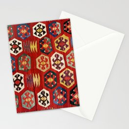 Mut  Antique Turkish Mersin Kilim Stationery Cards