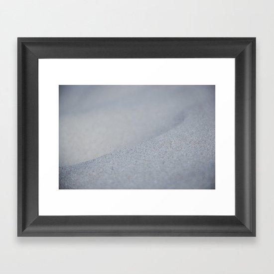 whispering wind Framed Art Print