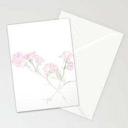 Rustic Rosa Rugosa Stationery Cards
