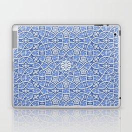 Arabesque Vines 3D - Color: Boracay Beach Laptop & iPad Skin