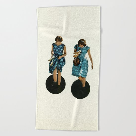 Quicksand Beach Towel