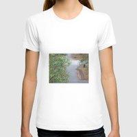 stockholm T-shirts featuring Stockholm Autumn by Susan in Paris
