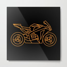 SUPERSPORT Metal Print
