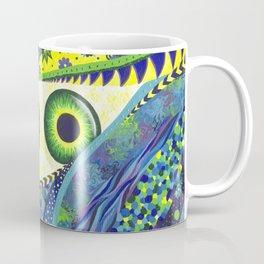 """""""GeminEye"""" by Aly Stinson Coffee Mug"""
