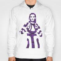 megan lara Hoodies featuring Fashion Lara Stone by fashionistheonlycure
