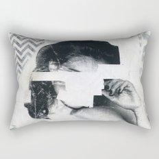 Torn 1 Rectangular Pillow