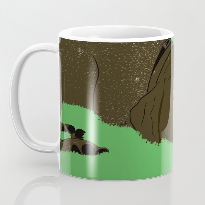 Gunner the German shorthaired pointer Coffee Mug