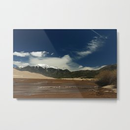 Mount Herard View Metal Print
