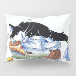 Nap Through the Year Pillow Sham