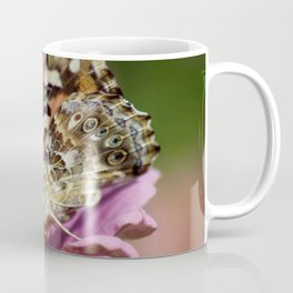 West Coast Painted Lady Butterfly Coffee Mug