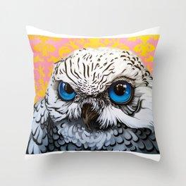 Henrietta Hamsprings Heartstrings Throw Pillow