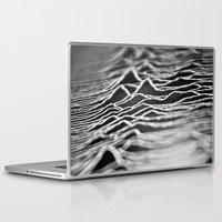 joy division Laptop & iPad Skins featuring joy division by Sara Eshak