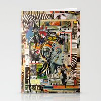 safari Stationery Cards featuring Safari by Katy Hirschfeld