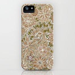 The Golden Mat iPhone Case