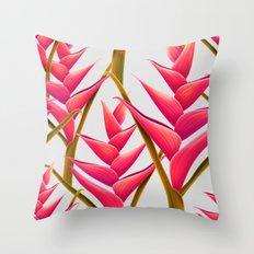 flowers fantasia Throw Pillow
