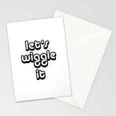 Wiggle Stationery Cards