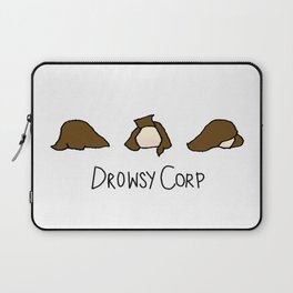Drowsy Corp Laptop Sleeve