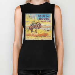 Fair & Rodeo Biker Tank