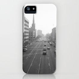 Detroit iPhone Case