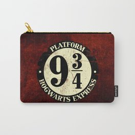 HARRYPOTTER 9 3/4 Carry-All Pouch