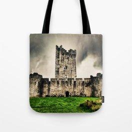Ross Castle, Killarney National Park, Ireland. Tote Bag