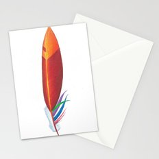 Feather #3 Stationery Cards