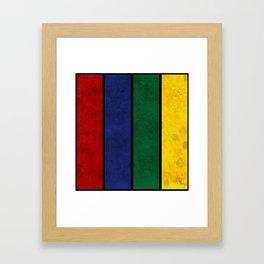 MADE Framed Art Print