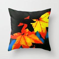 TURNING TIMES Throw Pillow