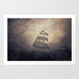 Black Sails #1 Art Print