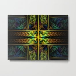 Order Out of Chaos Metal Print