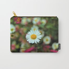 Daisy Bloom Carry-All Pouch
