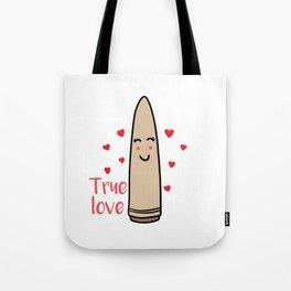 true love Vibrator Dildo Sex Toy Kinky Naughty Tote Bag