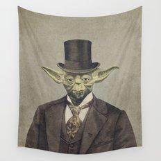 Sir Yodington  Wall Tapestry