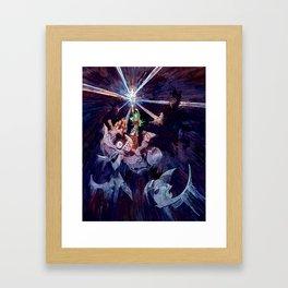 Terra Framed Art Print