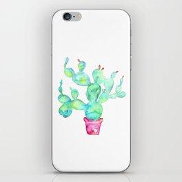 Cactus Lover iPhone Skin