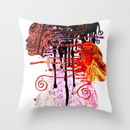 SISTA SAGE Throw Pillow
