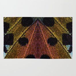 Butterflies Love Geometry Rug
