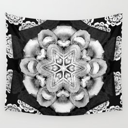 Vintage Lace Wall Tapestry