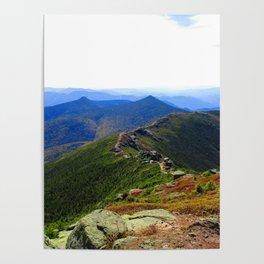 Franconia Ridge Poster